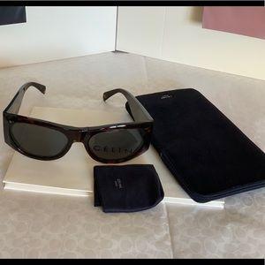 Celine oversized sunglasses!
